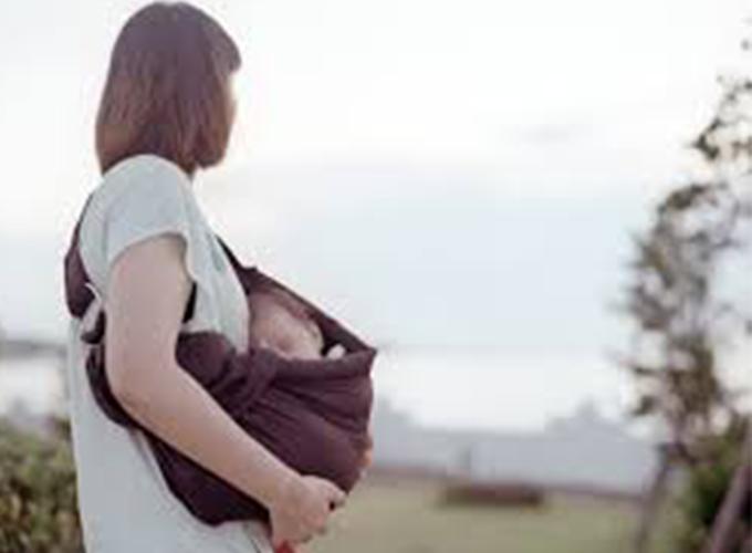 リラックスと母乳