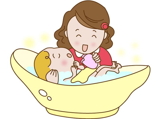 乳児湿疹のケア方法