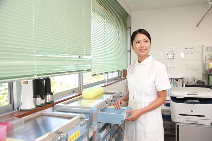 看護師の日常業務