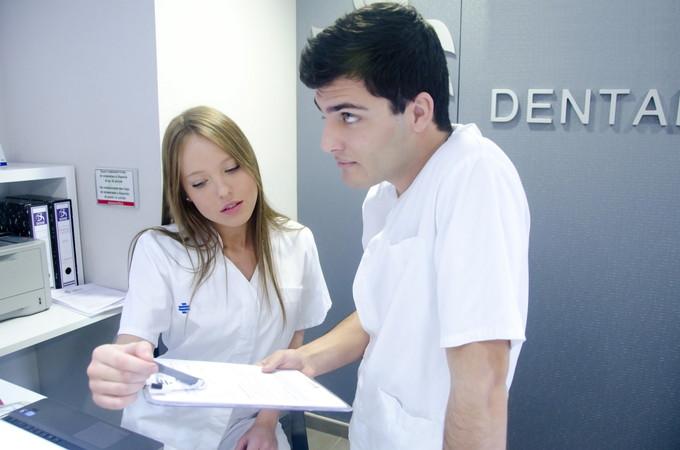 看護師とのコミュニケーション
