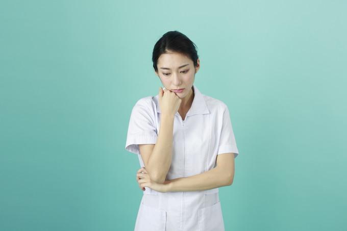 やりがいを感じなくて悩む看護師
