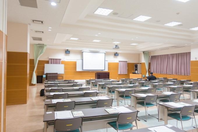 研修室の雰囲気