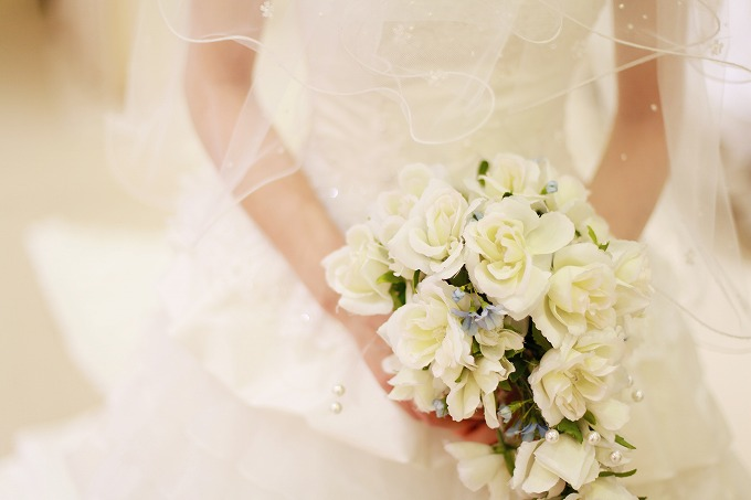 結婚による退社