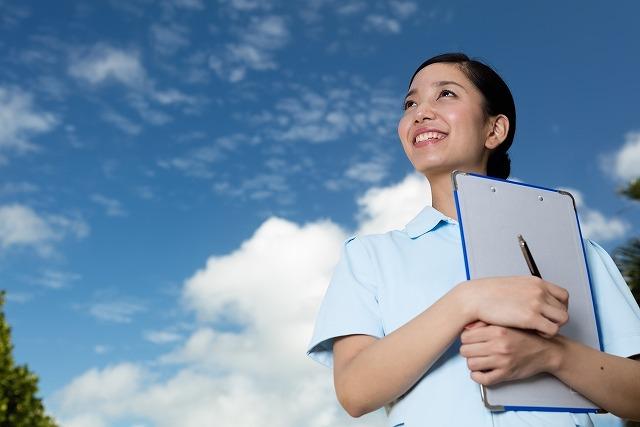 資格取得を目指す看護師