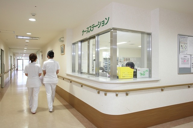 看護ステーションのイメージ